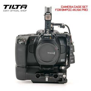 Tilta BMPCC 6K Pro Tactical Camera Cage For Blackmagic Cinema Camera 4K / 6K Pro