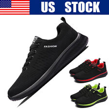 Men's Casual Running Jogging Shoes Sports Outdoor Athletic Tennis Sneakers Gym