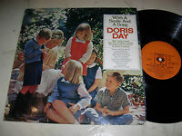 DORIS DAY With A Smile And A Song *CBS 360 SOUND STEREO LP 60s*