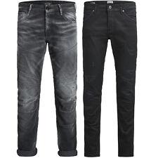 Jack Jones Herren Jeans MIKE 793 Glenn361 Regular FIT Stretch Men Schwarz Hose