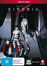 Knights of Sidonia: Complete Series NEW R4 DVD