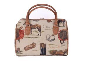 Travel Bag. Horse Print. Bag Travel Phone. Weekend Bag, Sports Bag or Gym Bag.