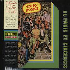Tropicalia - Ou Panis Et Circencis (Vinyl LP+CD - 1969 - EU - Reissue)