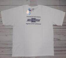 T-shirt CHEVROLET performance con cartellino ORIGINALE GM bianca XL