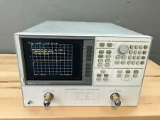Hp Agilent 8720B Network Analyzer 130 Mhz- 20 Ghz 2 Channel New Lcd opts 003 010