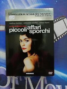 PICCOLI AFFARI SPORCHI * DVD THRILLER DVD