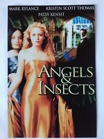 Angels & Insects (DVD, 2002) Patsy Kensit / FACTORY SEALED