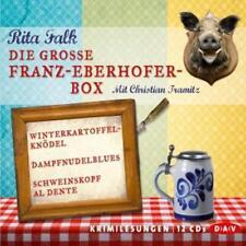 Rita Falk - Die gro�Ÿe Franz-Eberhofer-Box (2013) - Hörbuch CD NEU