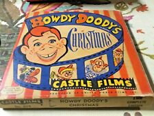 Howdy Doody's Christmas Castle Films No. 824 8mm Complete edition Vintage in Box