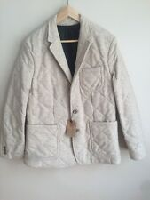 Bills Khakis Broome Street Jacket Quilted Wool New Large MSRP: $595