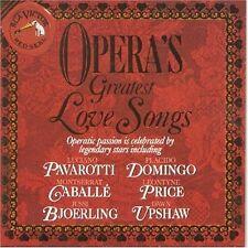CD de musique opéra love