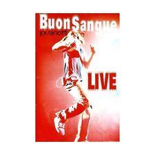 DVD Jovanotti buon sangue live