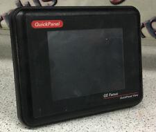 Ge Fanuc qucikpanel vista ES0600/IC754VSB06MTD-EF * Panel de interfaz de 6 pulgadas