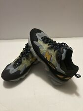 EUC NEW BALANCE Womens 903 Low Shoes Made In US Black Gold W903AT Size 9.5 B