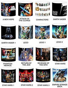 Star Wars Lampshade Ideal To Match Bedding Duvets Curtains Cushion Covers
