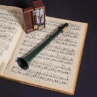 Mini Pocket Sax Portable Saxophone ABS Lightweight Sax Musical Instruments w/bag