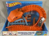 2019 Hot Wheels | Viper Bridge Attack Play Set | Creatures Taking Over