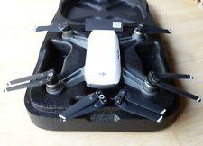 DJI ? SPARK Alpine Weiß Quadrocopter ? Kamera-Drohne MM1A  ? NEUWERTIG ? TOP