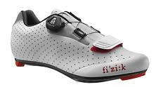 SCARPE FIZIK R5 BOA bici corsa colore white/light grey  numero 42,5