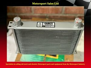 Earls  Oil Cooler 25 Row (Brand New)