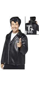 GREASE Danny Zucko t birds jacket  MENS Fancy Dress BRAND NEW XL