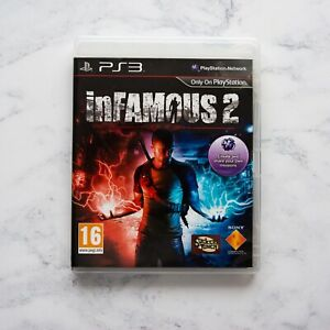 inFamous (Sony PlayStation 3, 2009) - PAL Version with Manual