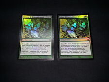 MTG 1x Ravnica green rare LP French FOIL Doubling Season ships w/ tracking