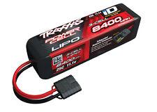 TRAXXAS 8400mAh 11.1V 3S 25C LiPo ID Battery - Slash, Slash 4x4   O-TRX2878X