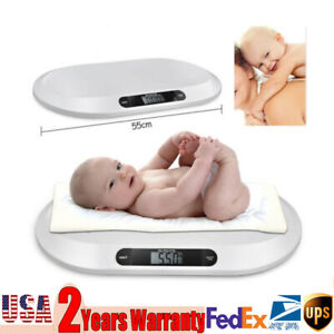 Digital Electronic Baby Pet Scale for Infant Animal Body Weight Scale 44LBS LCD