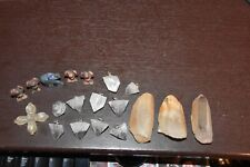 Crystal Quartz Points and Other Healing Items