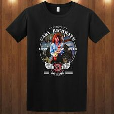 GARY RICHRATH tee REO Speedwagon rock band legend S, M, L, XL, 2XL, 3XL t-shirt