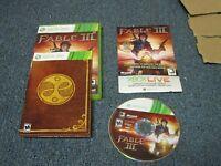 FABLE III  XBOX 360 Game