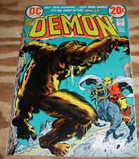 Demon #6 near mint 9.4