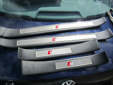 8E0853374B  Audi A4 B6 S-Line Einstiegsleisten Set / Door Sill 8E0 853 374 B