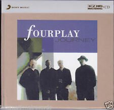 """Fourplay Journey"" Limited Numbered Edition Japan Sony 100KHz/24bit K2HD CD New"