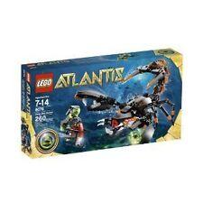 Lego Atlantis Deep Sea Striker (8076) Brand New In Sealed Box.