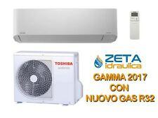 Climatizzatore Condizionatore Toshiba Monosplit Inverter Mirai R32 7000 BTU a