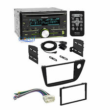Pioneer Car Radio Stereo Double Din Dash Kit Wire Harness for 2002-06 Acura RSX