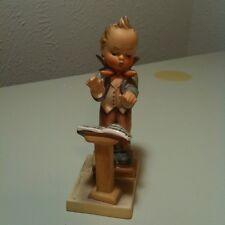 "Vintage Band Leader #129 Goebel Hummel Figurine 5"" Tmk3 1957"