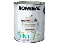 Ronseal Garden Paint Range 37410 Daisy 750ml