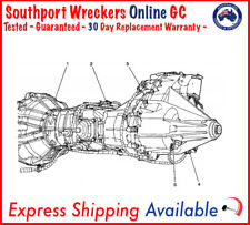 Hummer H3 2008 3.7 6 Cyl  4x4 Manual Gearbox Transmission + Transfer Case - 57K