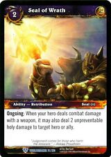 WOW Seal of Wrath WORLDBREAKER 71/270 ENG NEW - WORLD OF WARCRAFT