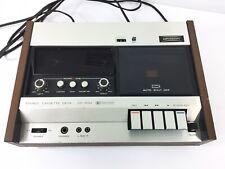 Vintage Marantz Superscope CD-302A Stereo Cassette Deck For Parts or Rebuild