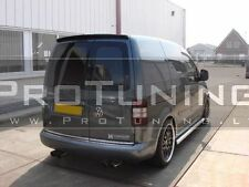 VW CADDY 2K 2003-2011 REAR ROOF TRUNK TAILGATE SPOILER TWO DOORS Barn door