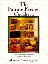 The Fannie Farmer Cookbook, 13th Edition by Cunningham, Marion