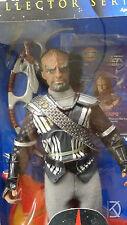 "9"" Worf in Klingon Ritual Attire Playmates 1995 Star Trek Coll Figure Unopened"