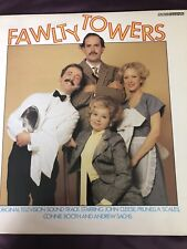 Fawlty Towers Lp Vinyl mrs richards hotel inspector john Cleese Connie booth bbc