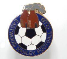 More details for eastwood hanley football club enamel badge non league football club