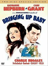 Bringing Up Baby (DVD, 2005, 2-Disc Set Special Edition) Katharine Hepburn NEW