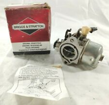 Briggs and Stratton Genuine OEM Carburetor Assembly 498027